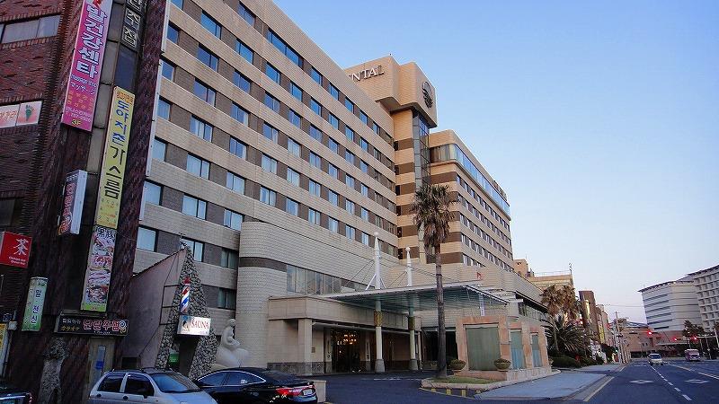 済州島 ホテル