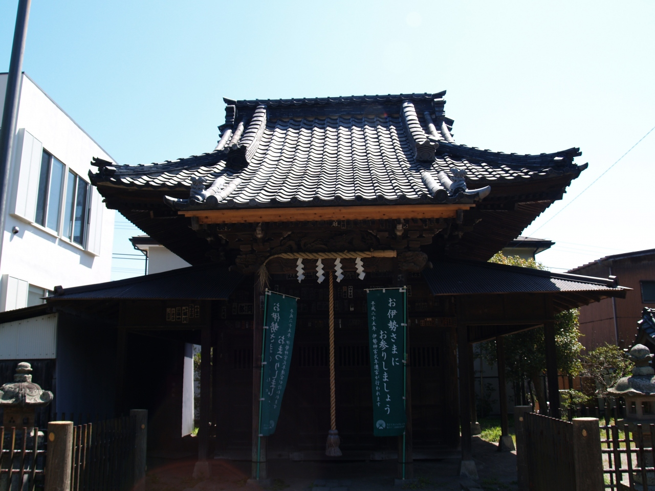 鎌倉巽神社-2011年』鎌倉(神奈...