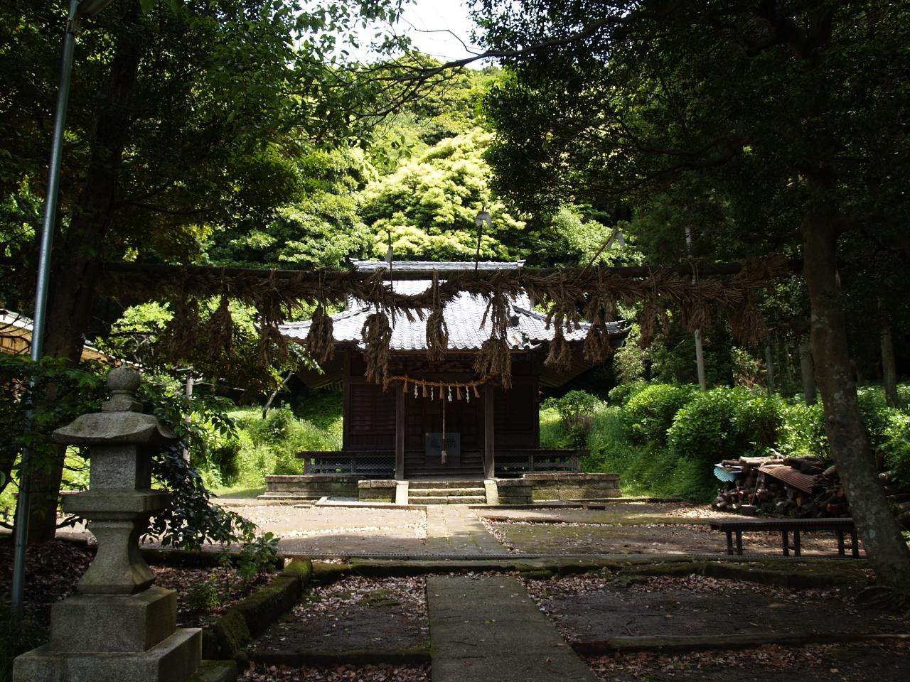 白山神社(鎌倉市今泉3)-2011...