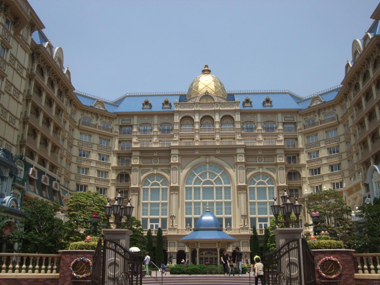行ってきました!ディズニーランドホテル☆』東京ディズニーリゾート