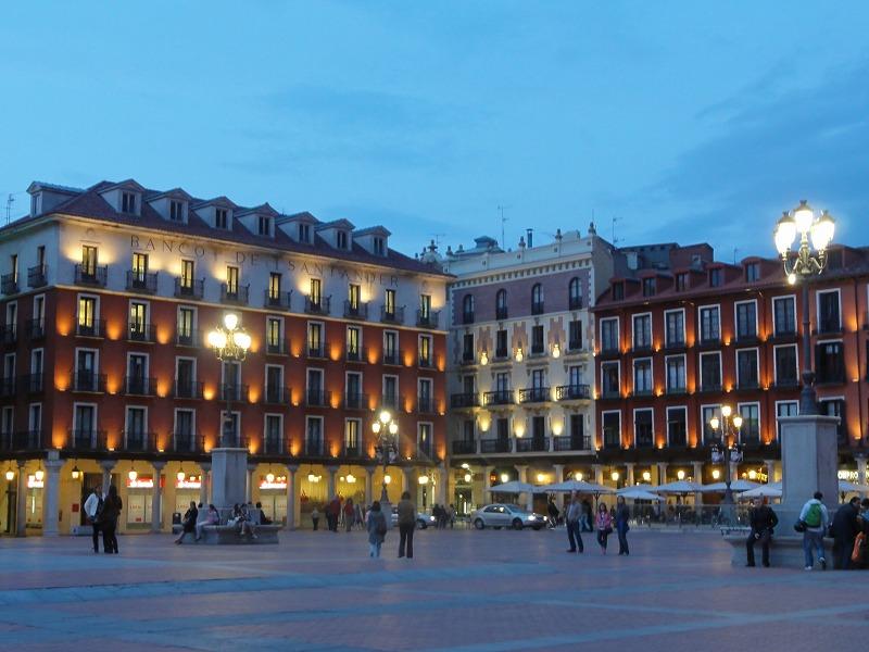 GW北スペインの旅(その12) バリャドリード到着の夜のバル巡り ...