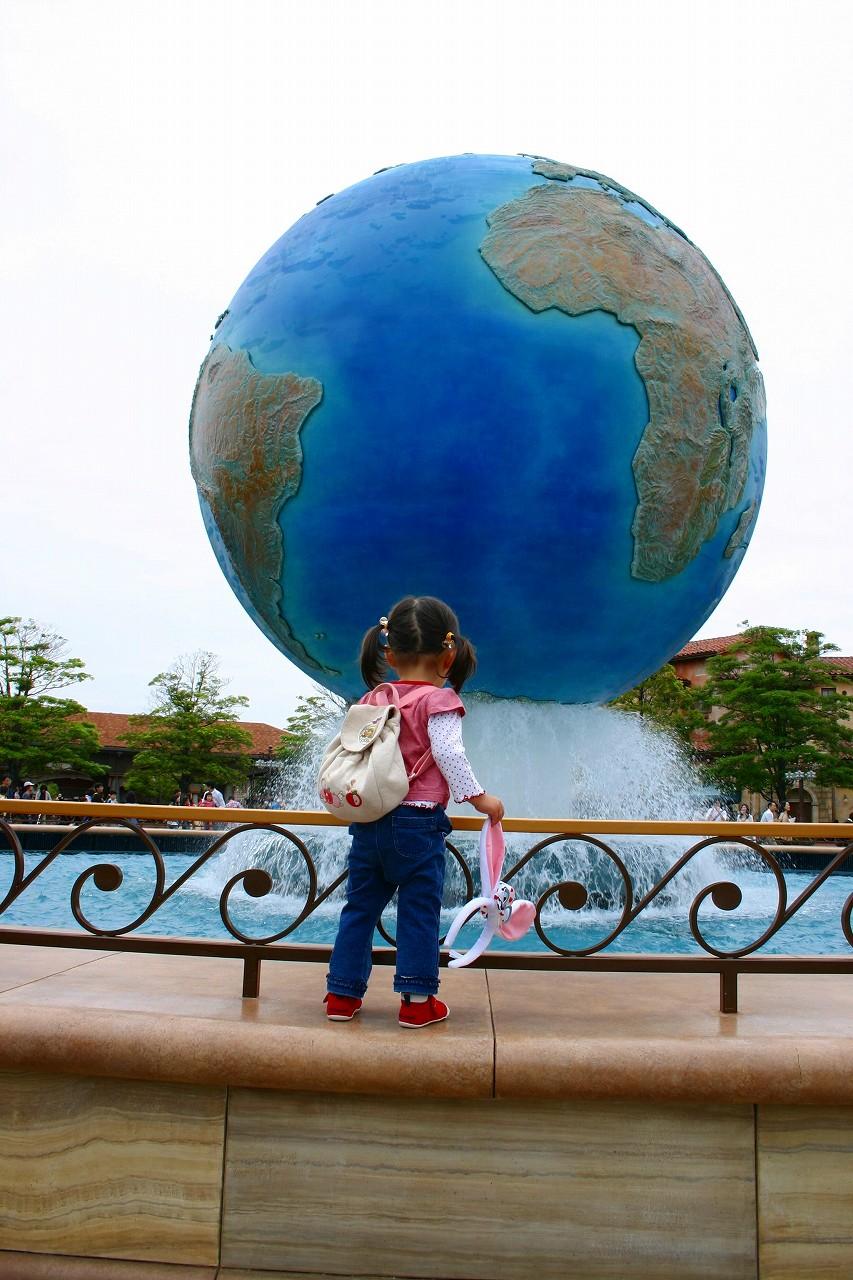 姫、2歳誕生日!初tdr!!』東京ディズニーリゾート(千葉県)の旅行記