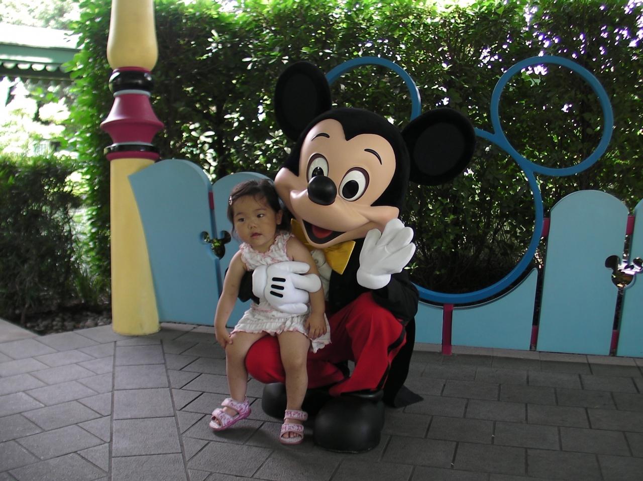 香港ディズニーランドでディズニーざんまい』香港(香港)の旅行記・ブログ