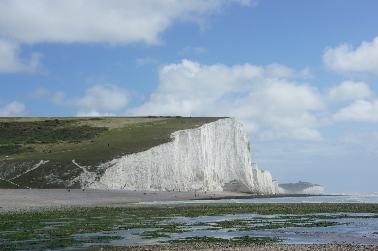 2011 Summer holiday @England Seven sisters 絶景を求めて!