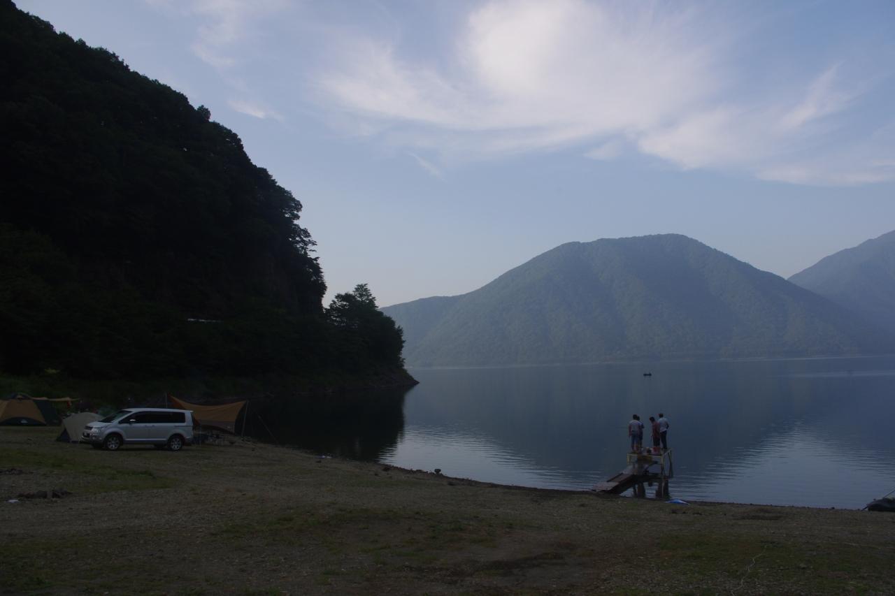 『久しぶりの本栖湖キャンプ』富士五湖(山梨県)の旅行記 ...