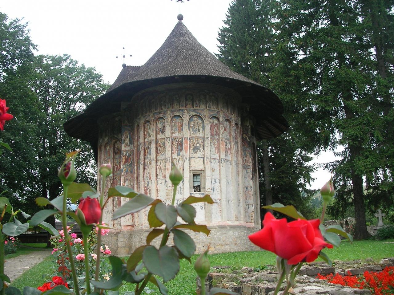 東欧の想い出(ポーランド・ハンガリー・ルーマニア)その4【 モルドヴァ修道院、ゼチェ・プラジーニ村、シナイア】