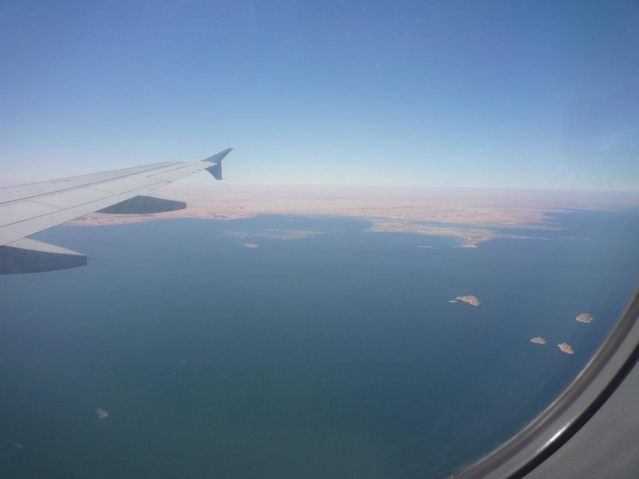 アスワンハイダムとナセル湖 ~2...