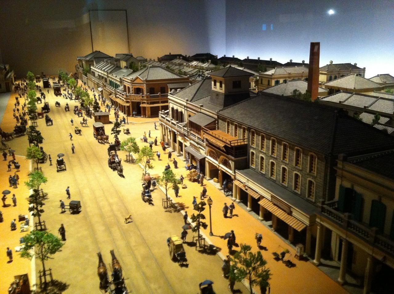 東京 江戸 博物館