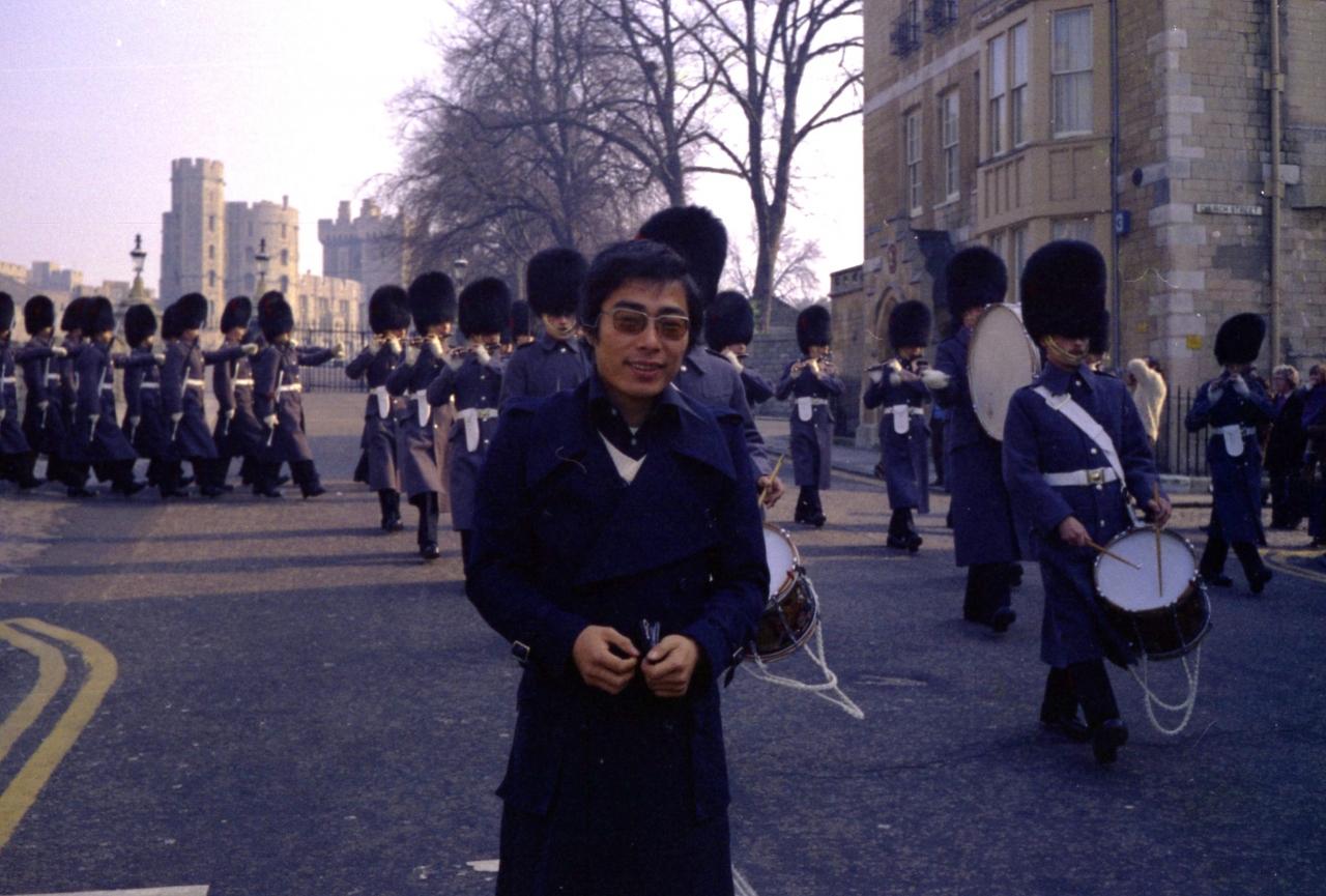 イギリス留学記(1975年:昭和50年) その1』イングランド ...
