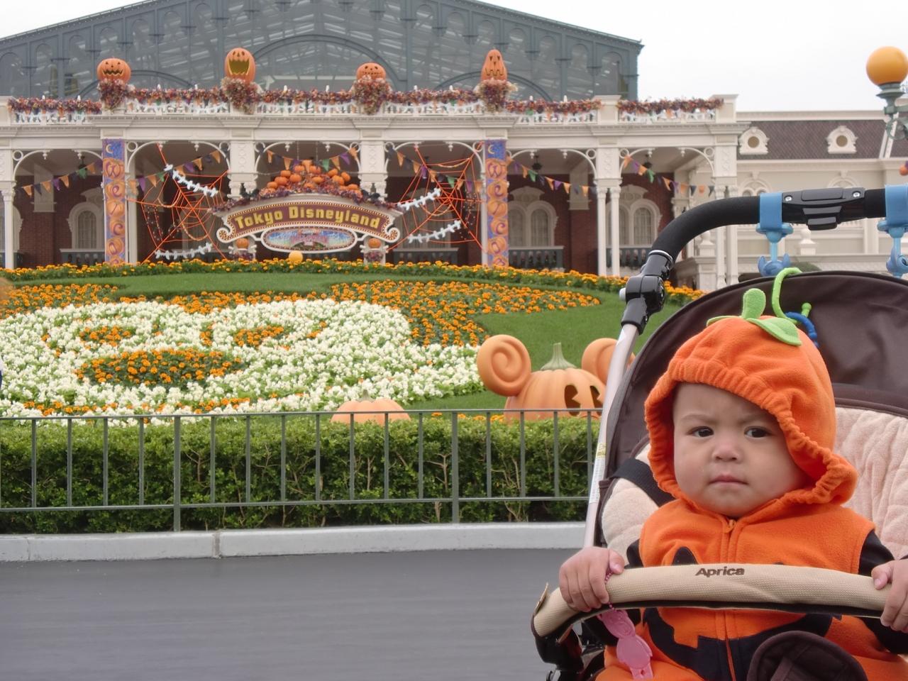 赤ちゃん連れディズニーランド 』東京ディズニーリゾート(千葉県)の旅行