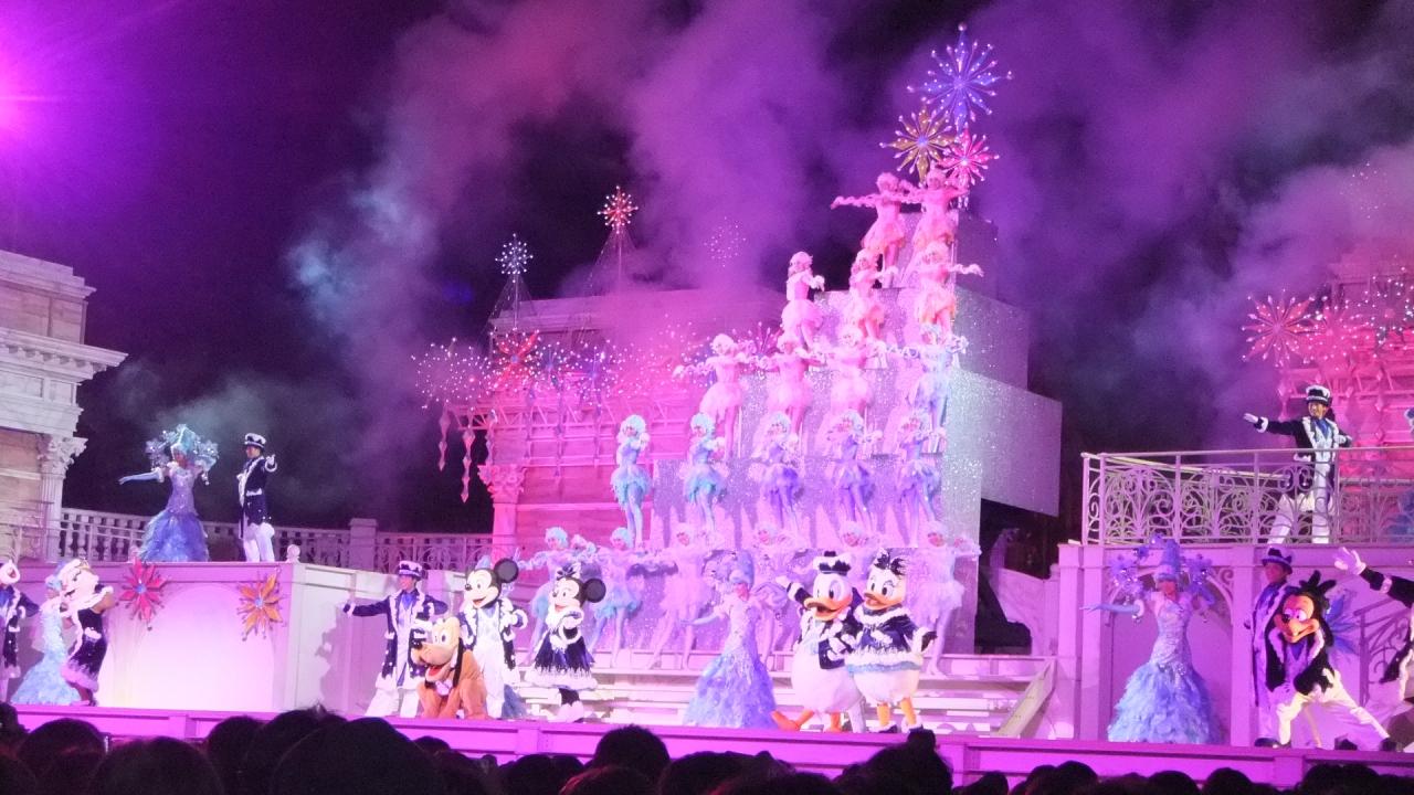 東京ディズニーシーの魅力を満喫する 3days(ガイドツアー付き