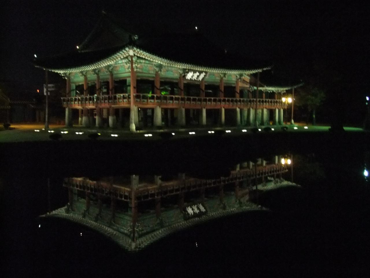 No13.韓国15日間レンタカー周遊の旅:順天オープンセット場、春香伝パーク、広寒楼苑