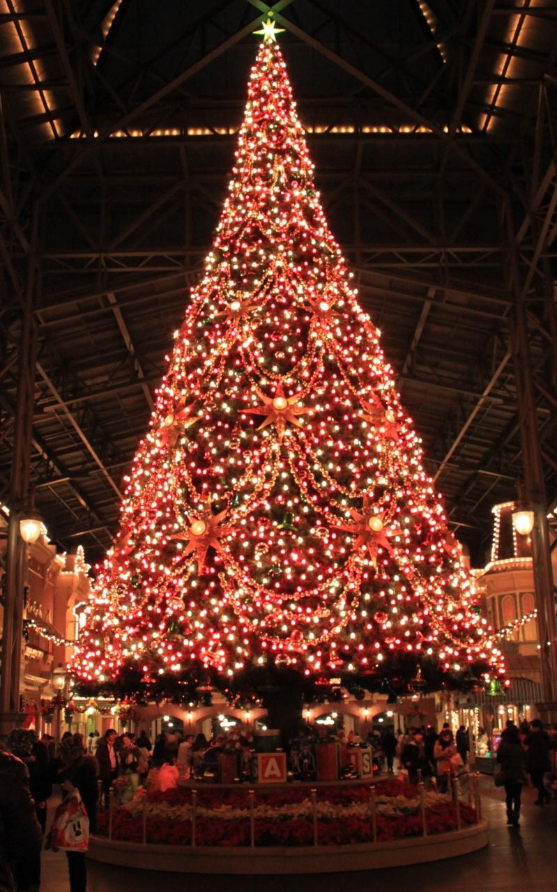 tdlクリスマス!』東京ディズニーリゾート(千葉県)の旅行記・ブログ by