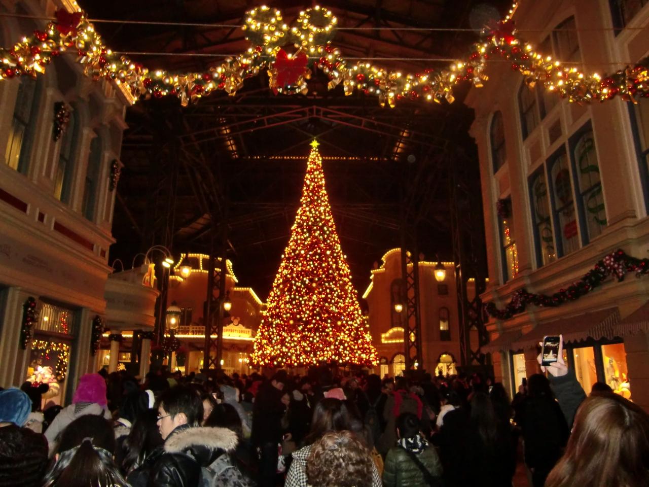 2011 クリスマス・イブ ディズニーランド』東京ディズニーリゾート