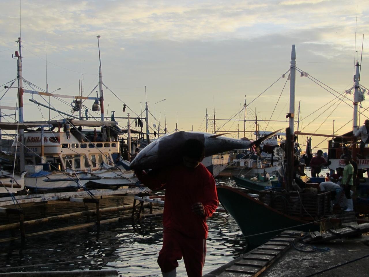 フィリピン ミンダナオ島 ジェネラルサントス(1)