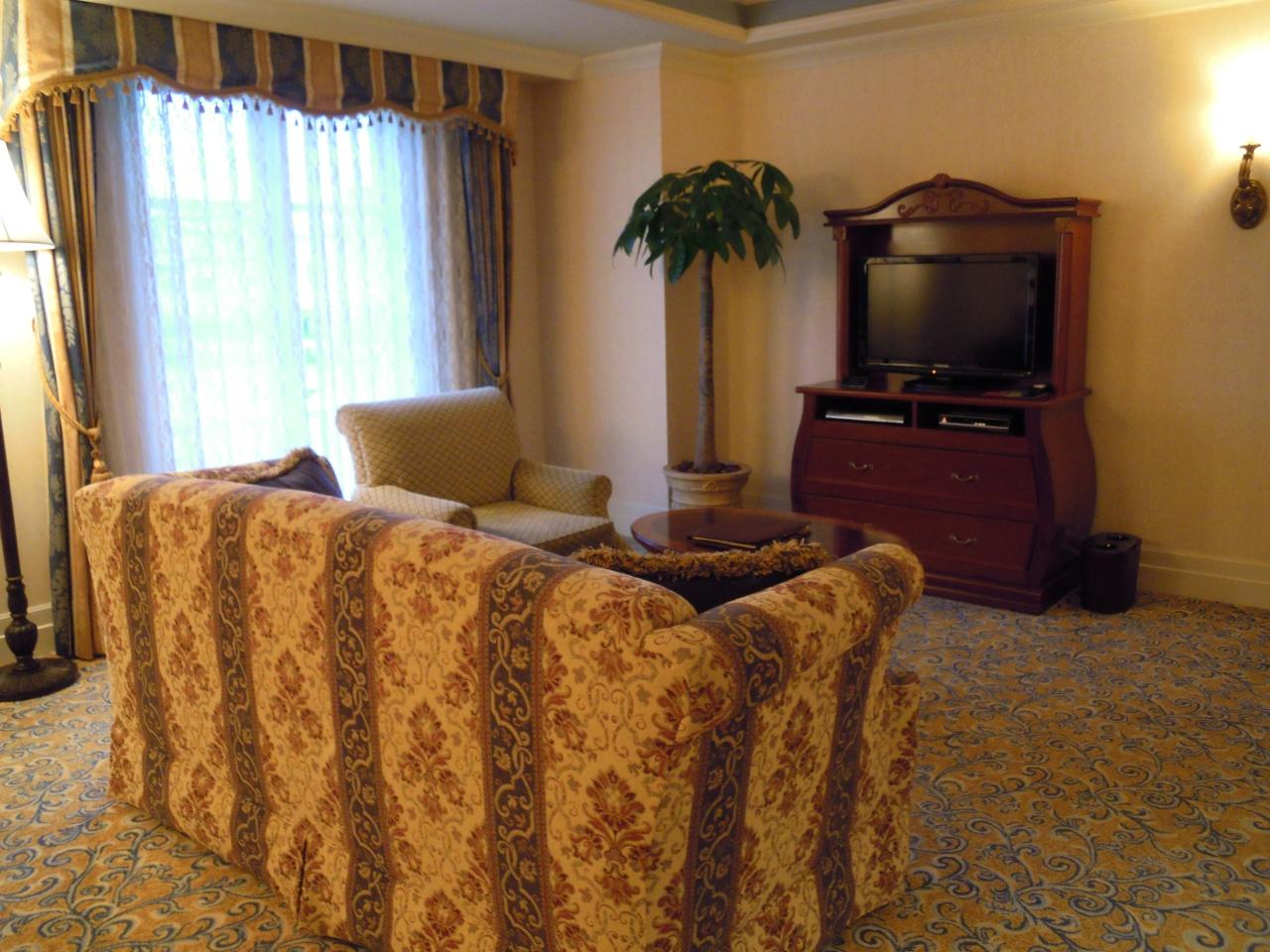 ホテルミラコスタ ポルト・パラディーゾ・サイド スーペリアルームが