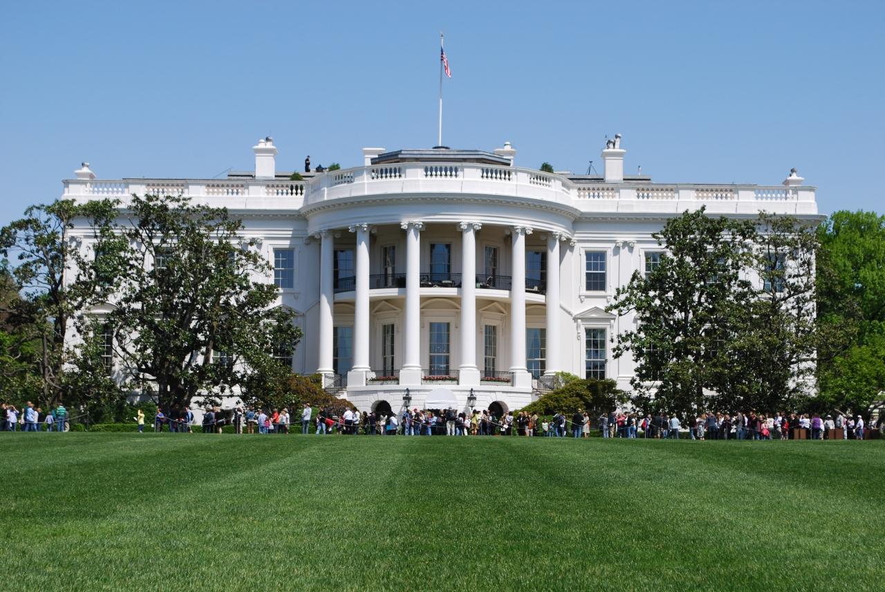 ホワイトハウス ガーデンツアー』ワシントンD.C.(アメリカ)の旅行記 ...