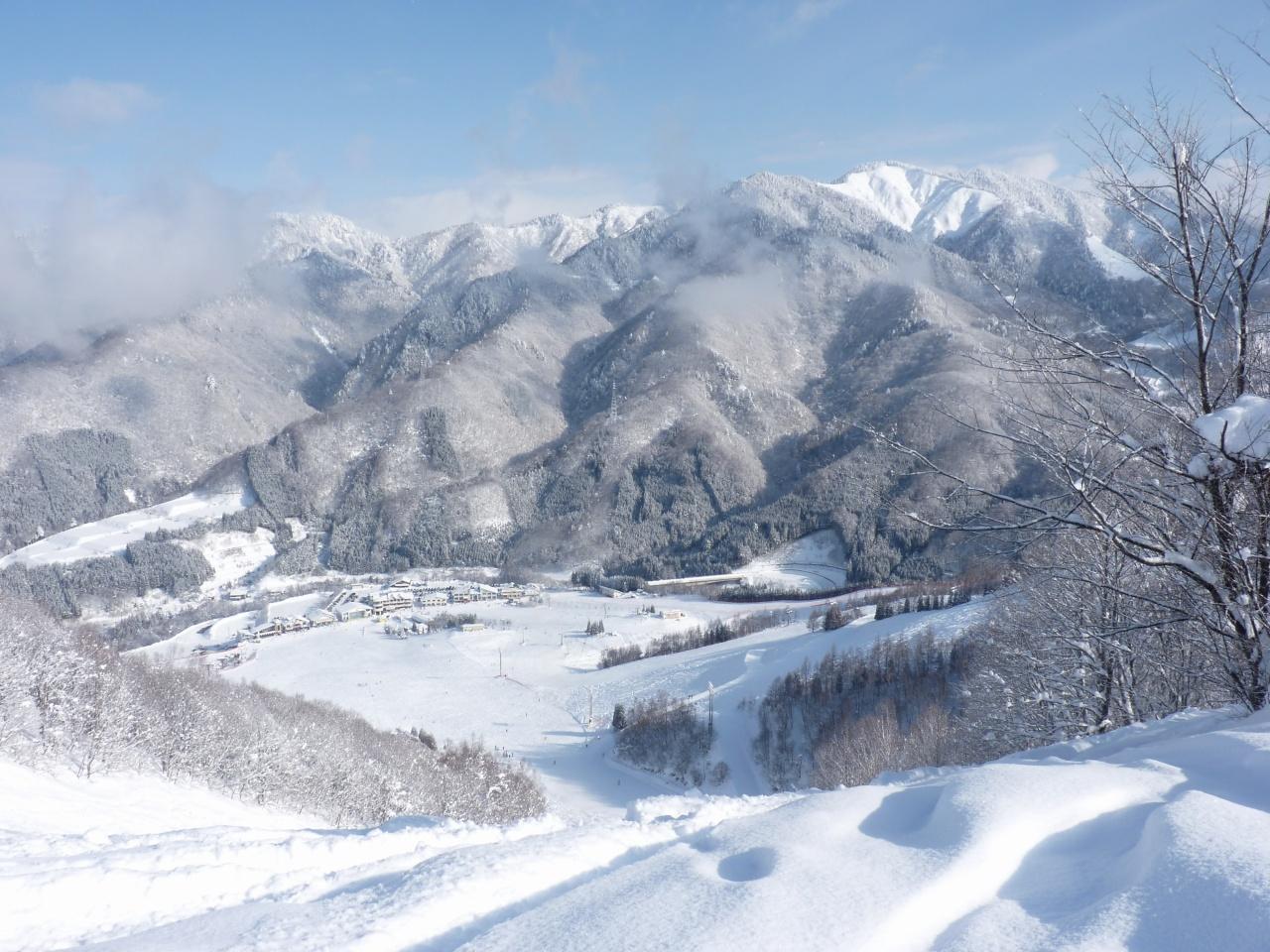 スキー 場 ほお き の 平 飛騨ほおのき平スキー場のスキー場・ゲレンデ情報