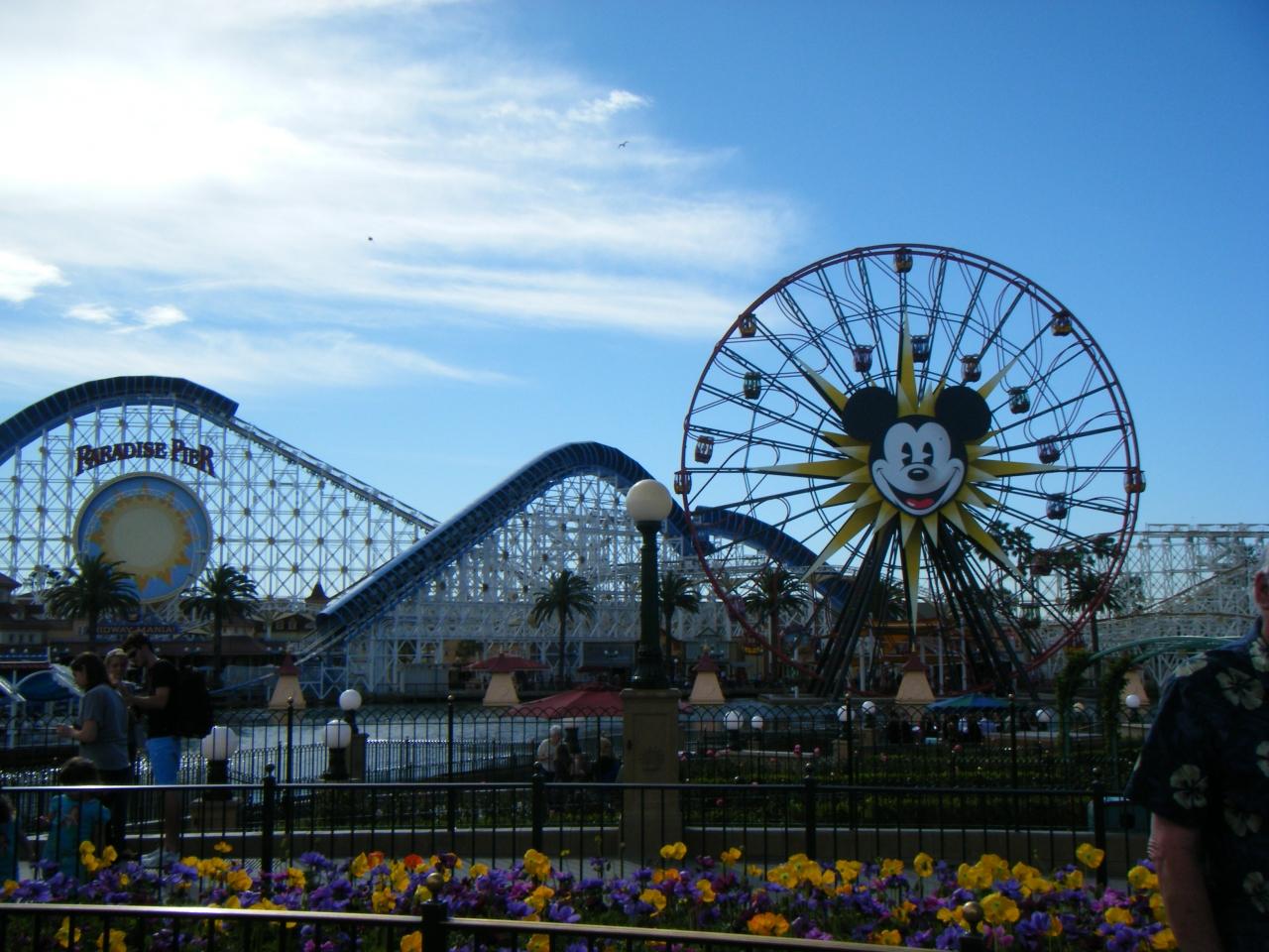 カリフォルニアディズニー&l.aショッピングの旅』ロサンゼルス