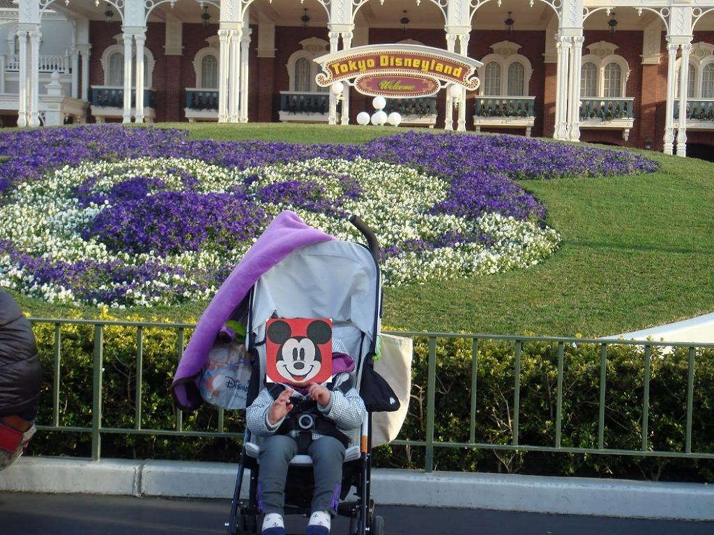 1歳9か月の息子と行く東京ディズニーランド』東京ディズニーリゾート
