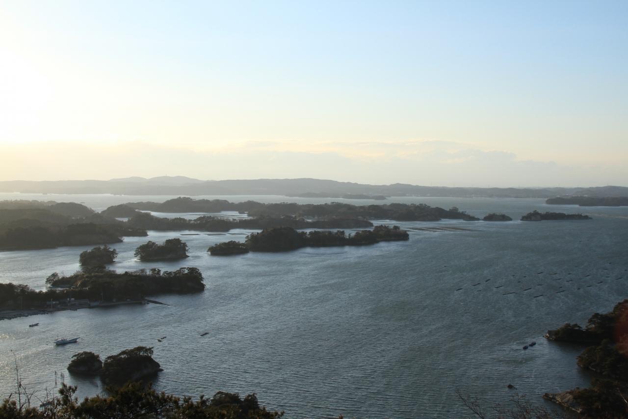 宮城の奥松島へ行ってみた。その...