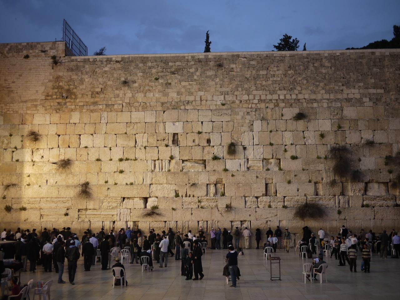 イスラエル女一人旅。緊張の入国~エルサレム旧市街と嘆きの壁