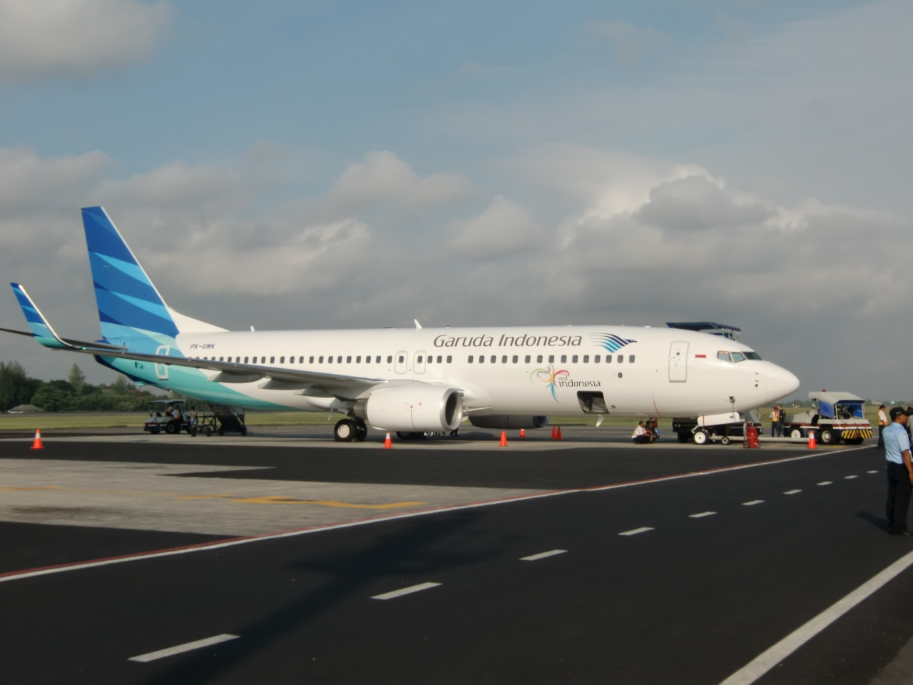 インドネシア 格安航空会社の旅⑤...