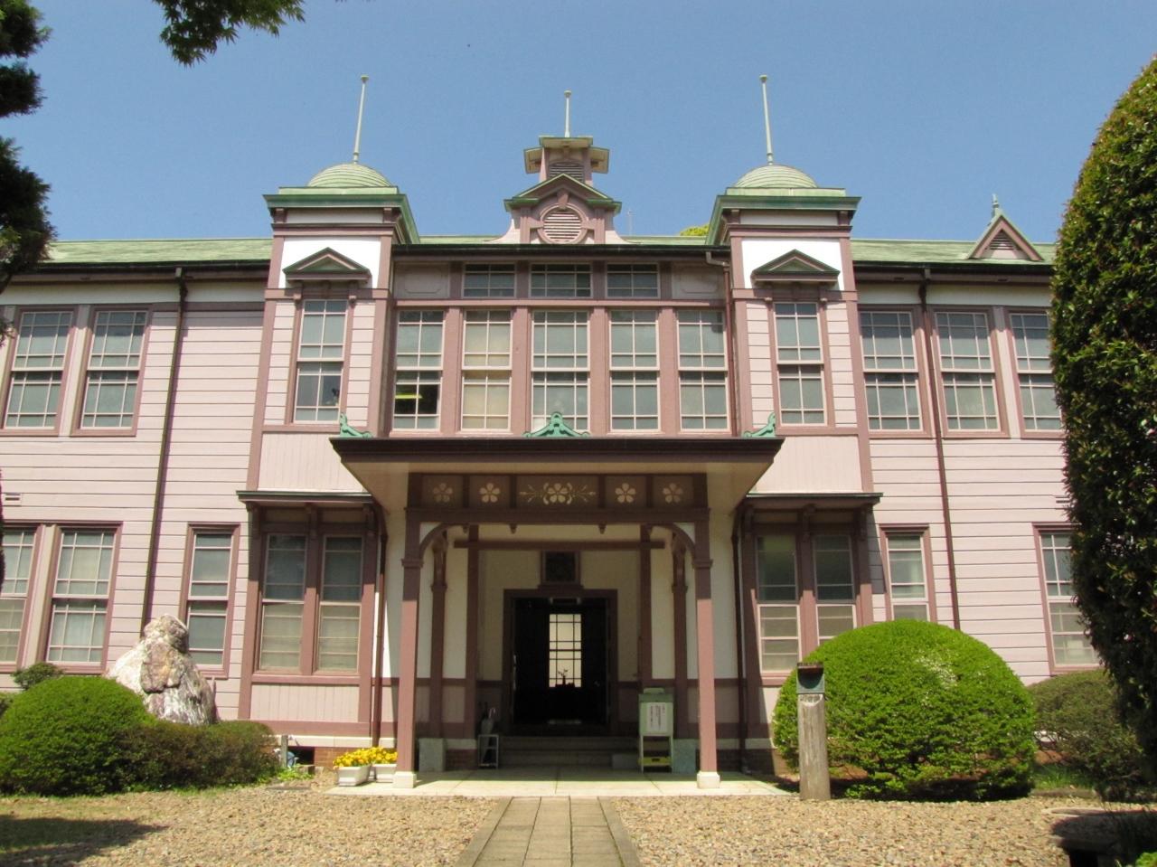 佐倉市散策(27)・・歴史的建造物と映画・ドラマのロケ地を訪ねて(4ページ)
