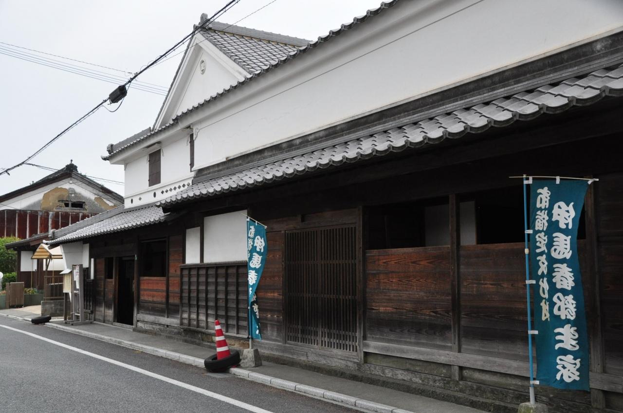 旧長崎街道木屋瀬宿で、江戸時代ってこんなんやったと?なんて感じて ...