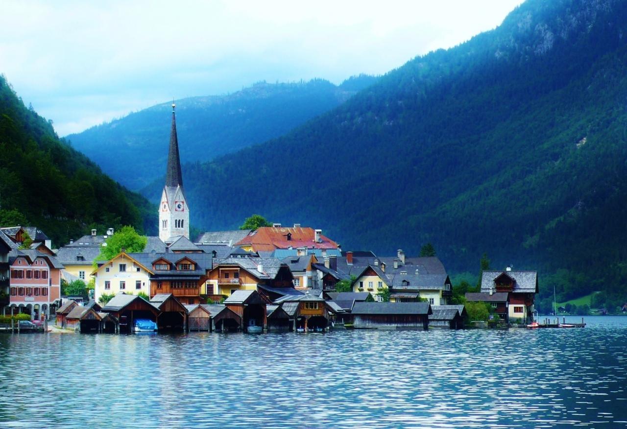 オーストリア】世界で最も美しい...