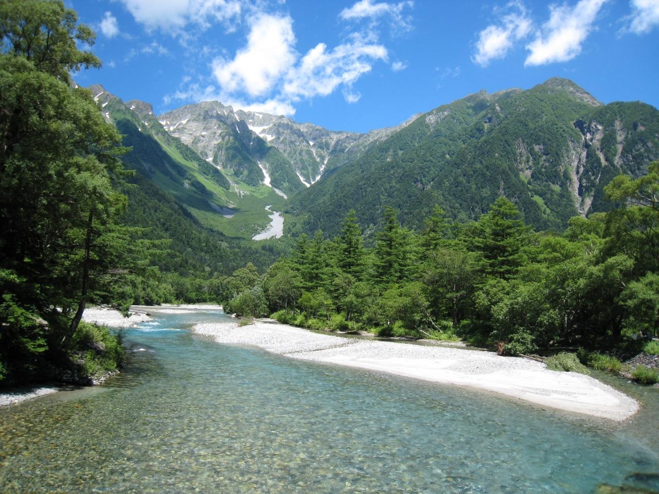 山岳リゾート