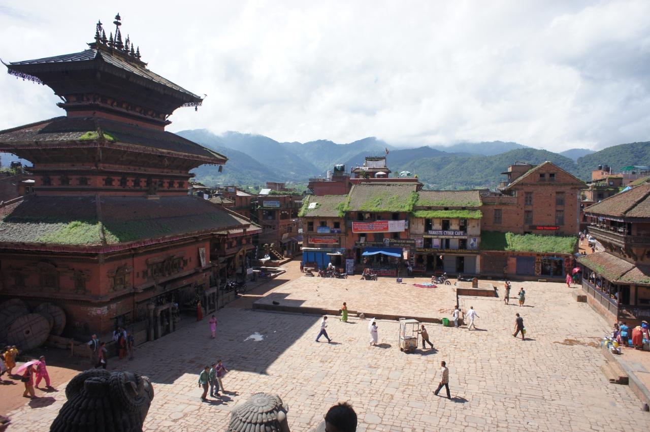 ネパール旅行記3(バクタプル)...