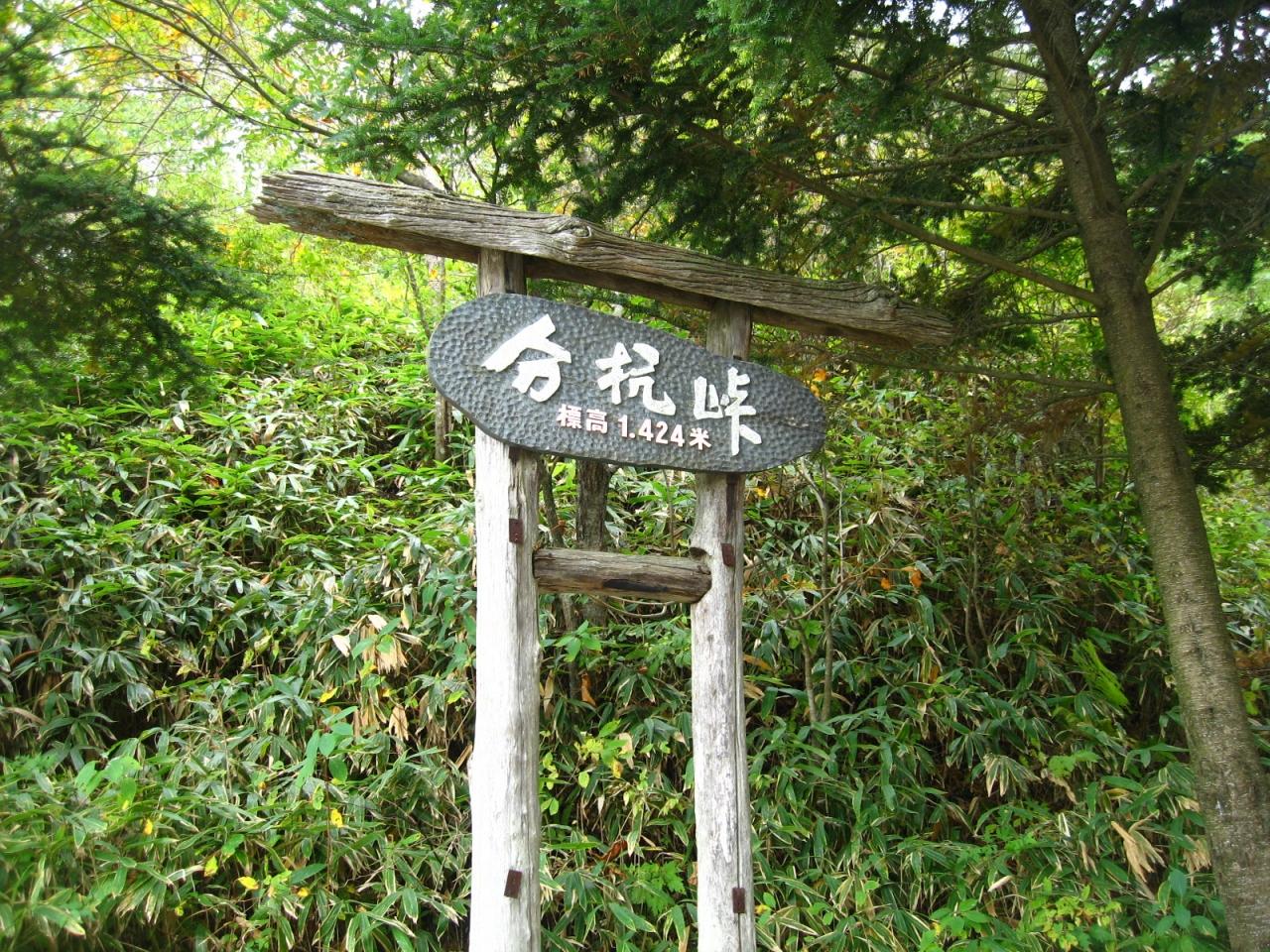 日本三大パワースポット ゼロ磁場で有名分杭峠 気場へ挑む伊那