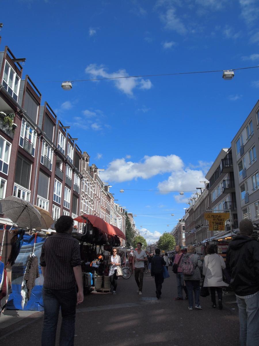 アムステルダム4 ジョン・アーヴィングの世界(旧教会と赤線地区)