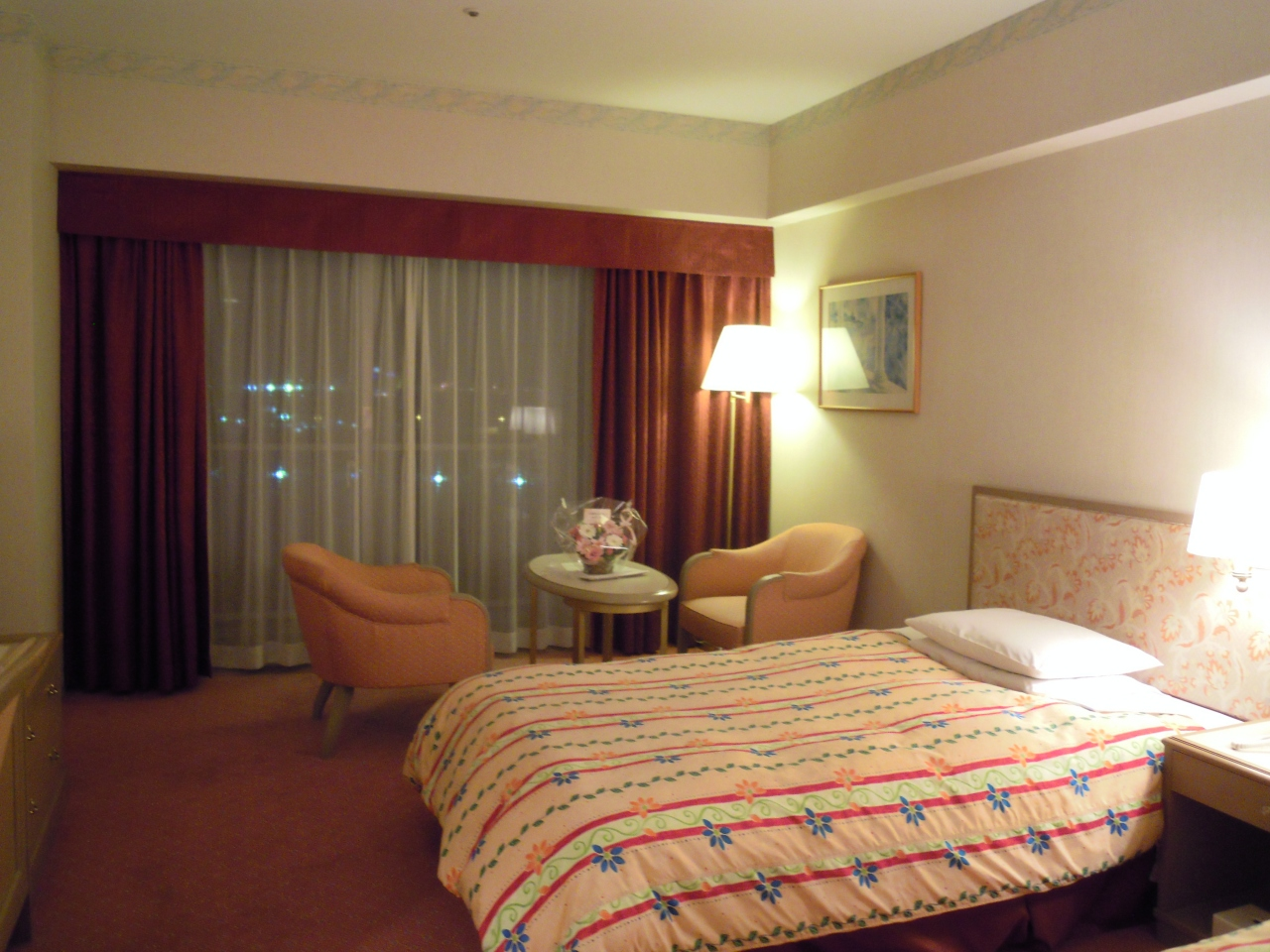 東京ベイ舞浜ホテル クラブリゾート スタンダードツイン』東京ディズニー