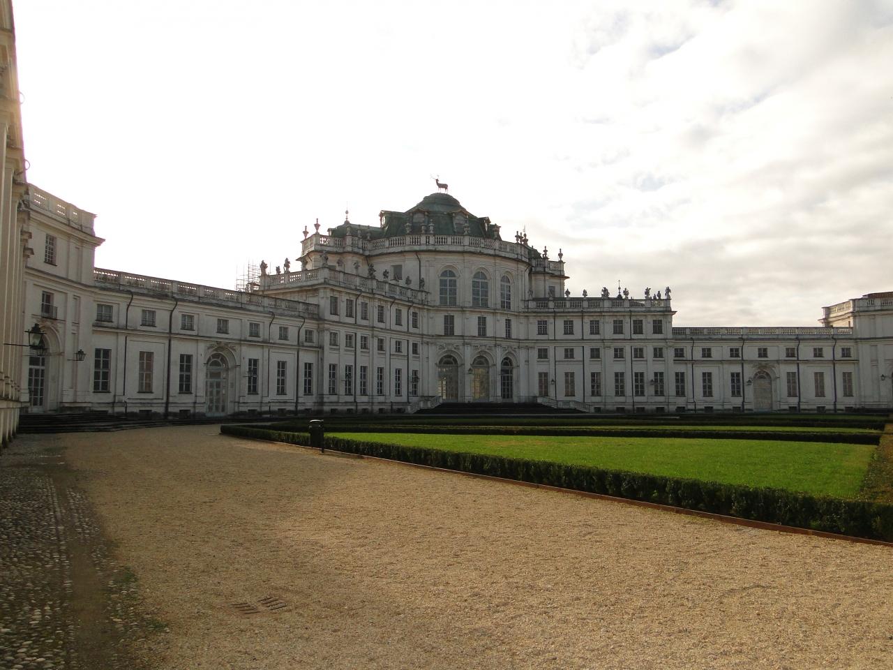 北イタリア② トリノⅠ ストゥピニージ宮殿