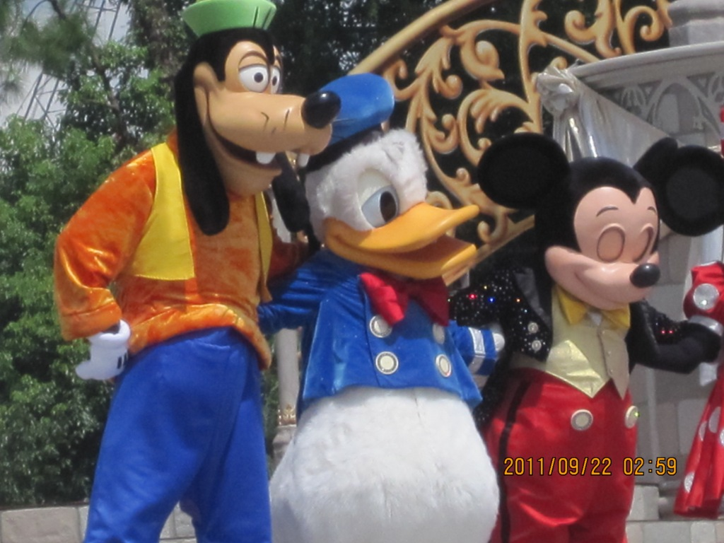 wdw 2011年 ウォルト・ディズニー・ワールド④ 総まとめ