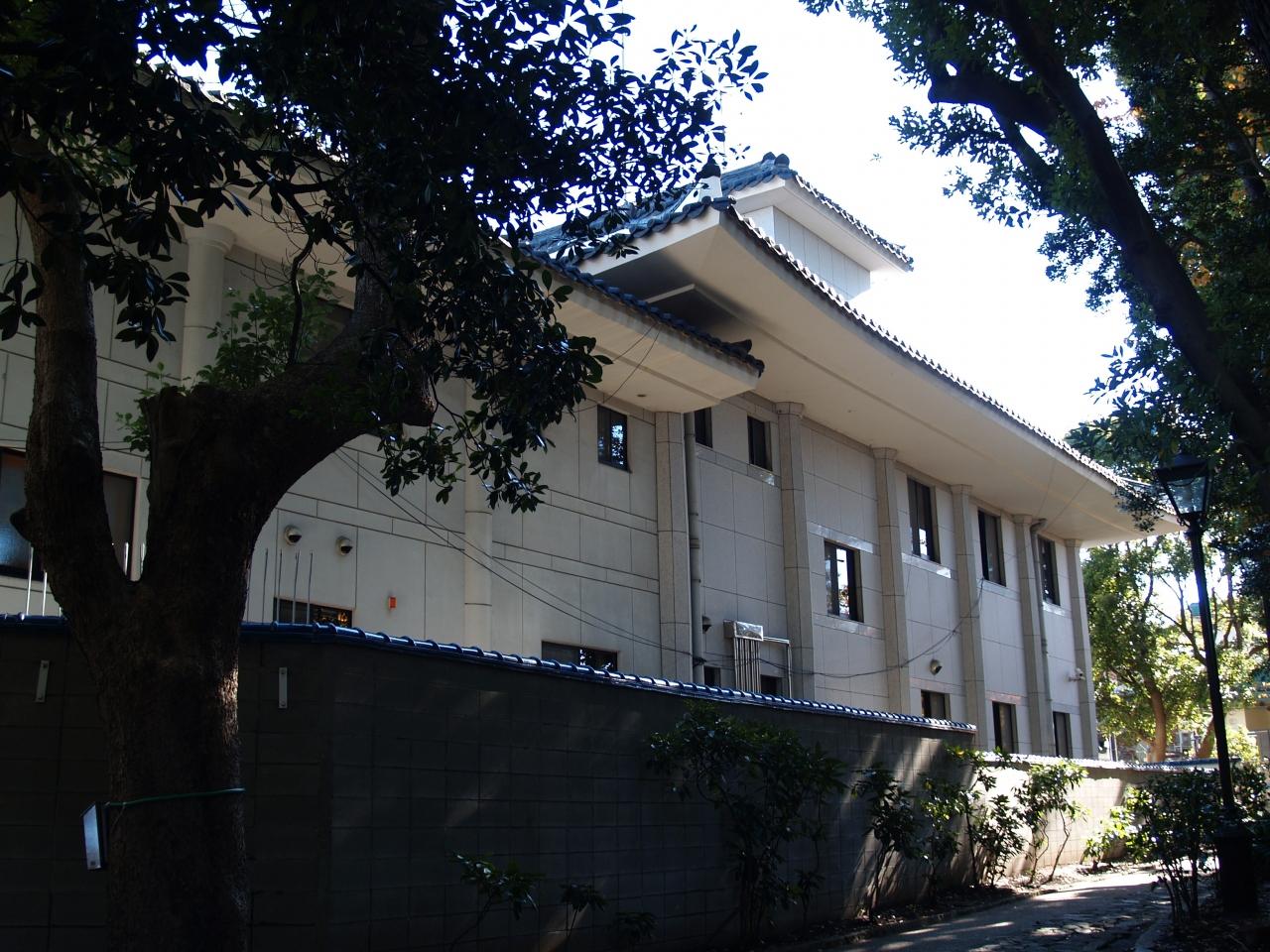 駐日韓国大使館領事部(=東京所在の韓国総領事館) …
