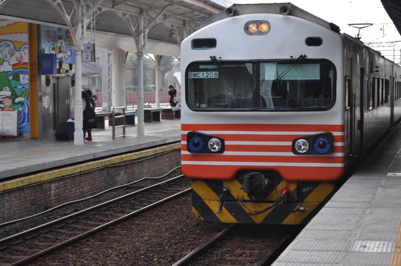 2013年1月台湾鉄道旅行6(二水駅...