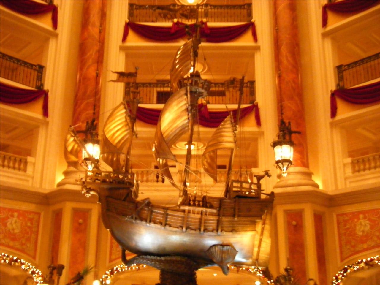 TDR25周年☆ホテルミラコスタ・バケーションパッケージ 2008年