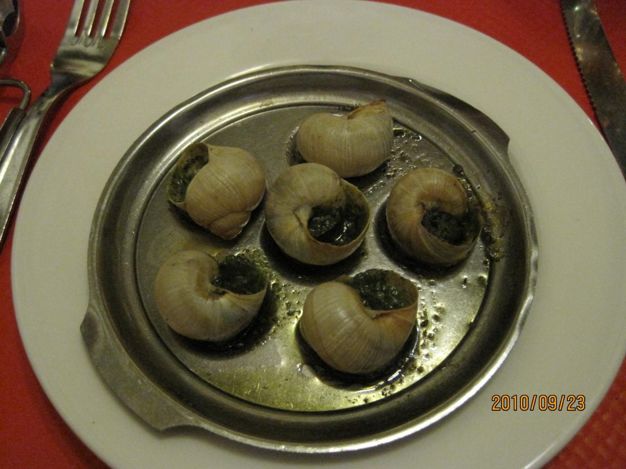ツァーで巡るフランス旅行《食べ物》