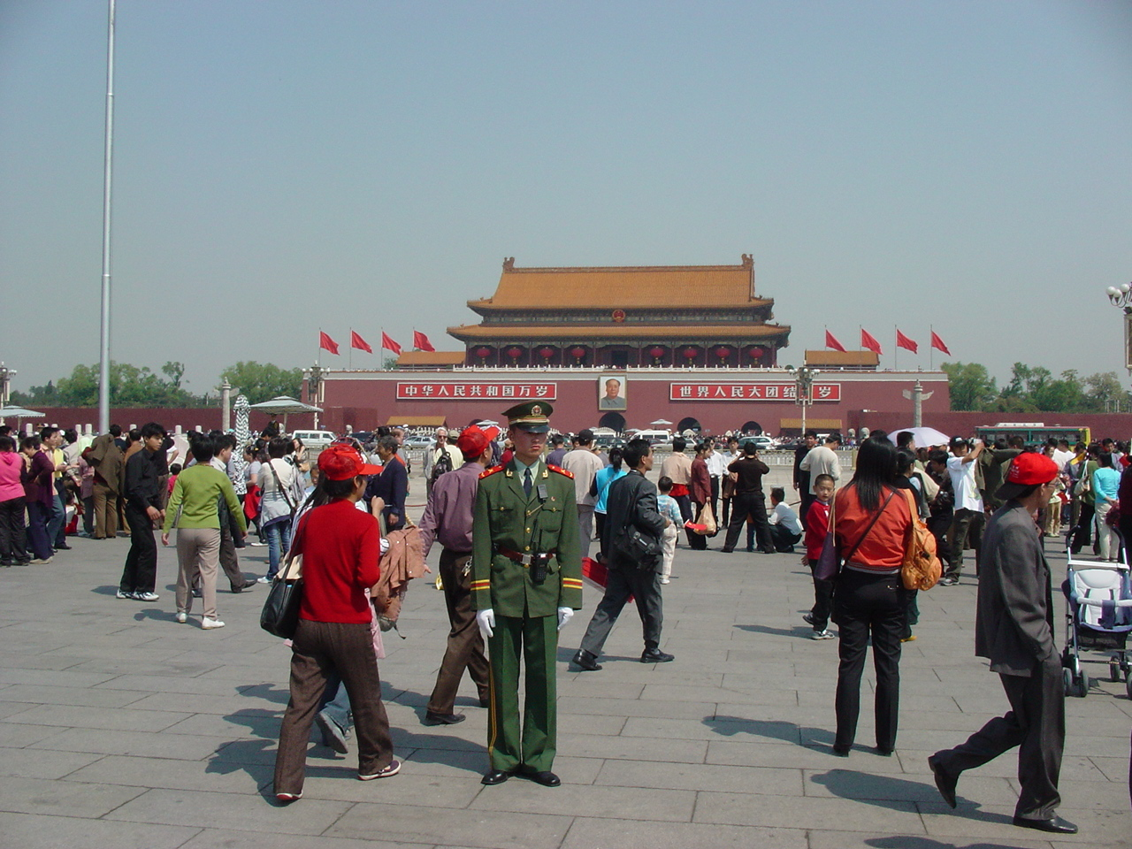 2004年6月3日 中華人民共和国 北...