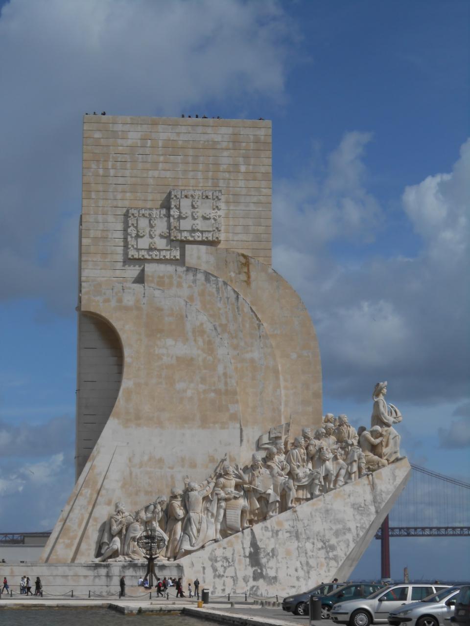 『ポルトガル(エヴォラ→シントラ→リスボン)』リスボン ...