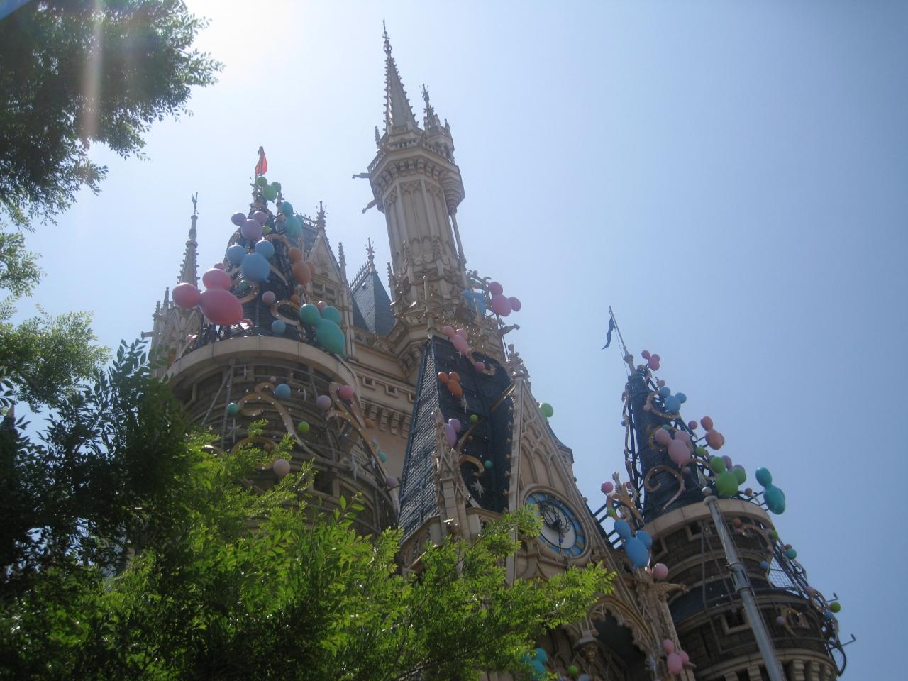 ディズニーランドホテル+30周年のディズニーランド♪』東京