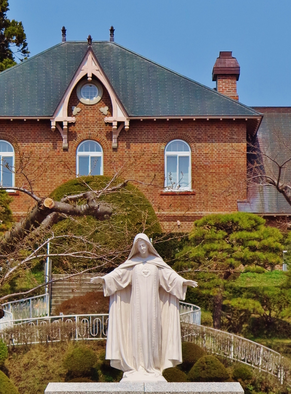 函館10 トラピスチヌ修道院 厳し...