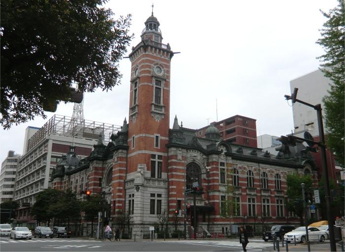 開港 会館 市 横浜 記念