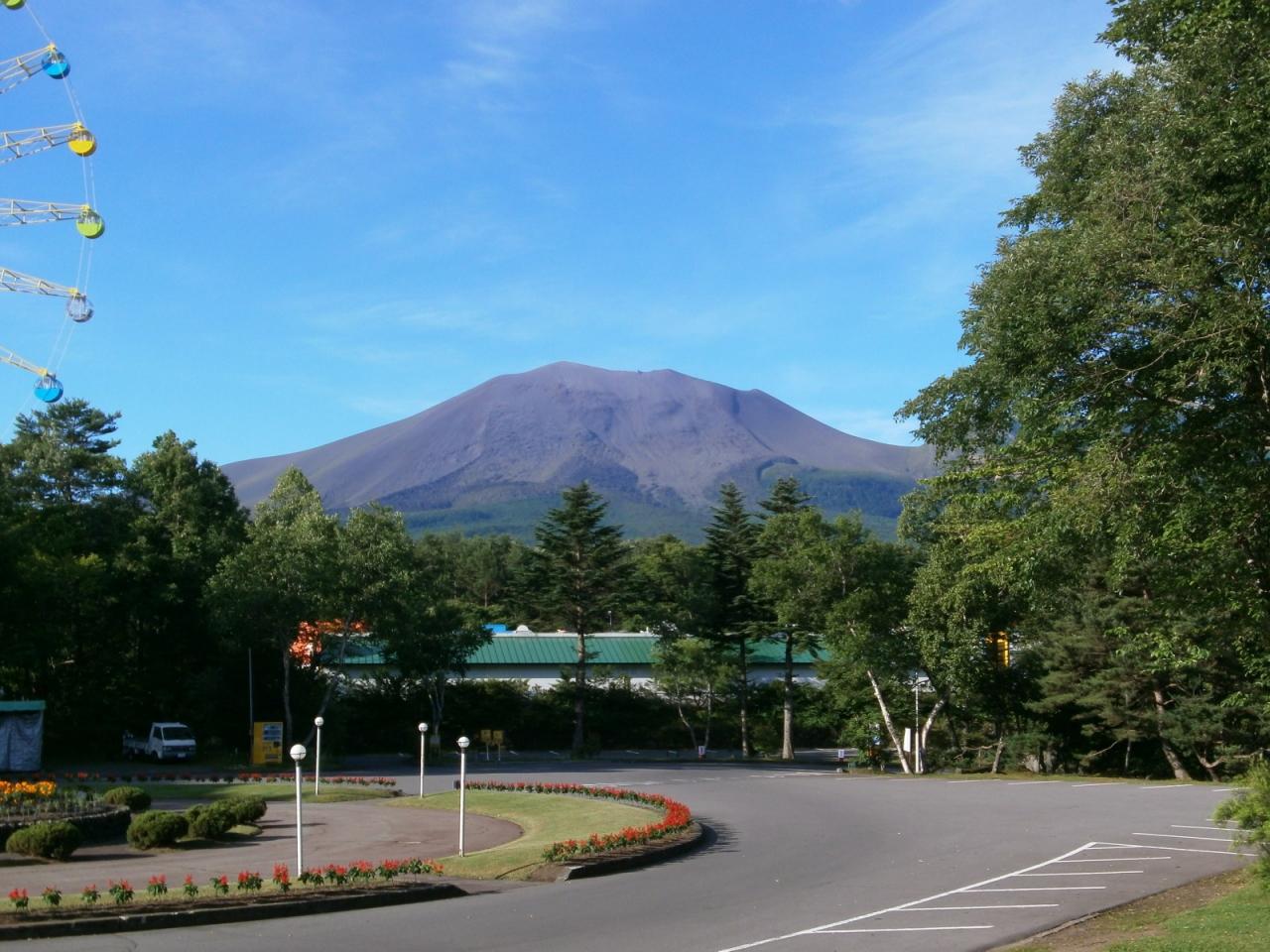 7月の北軽井沢と浅間山周辺(2ページ)
