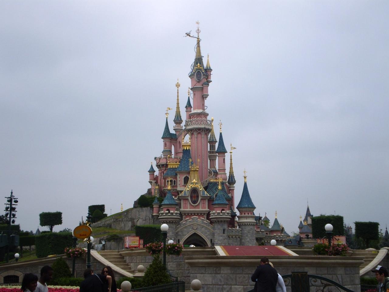 ディズニーランドパリの旅』ディズニーランド・リゾート・パリ周辺