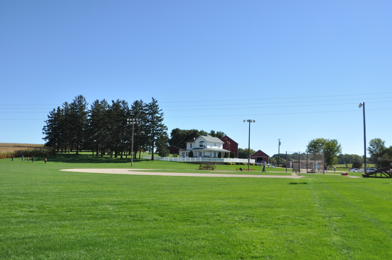 Field of Dreams Movie Site』ア...