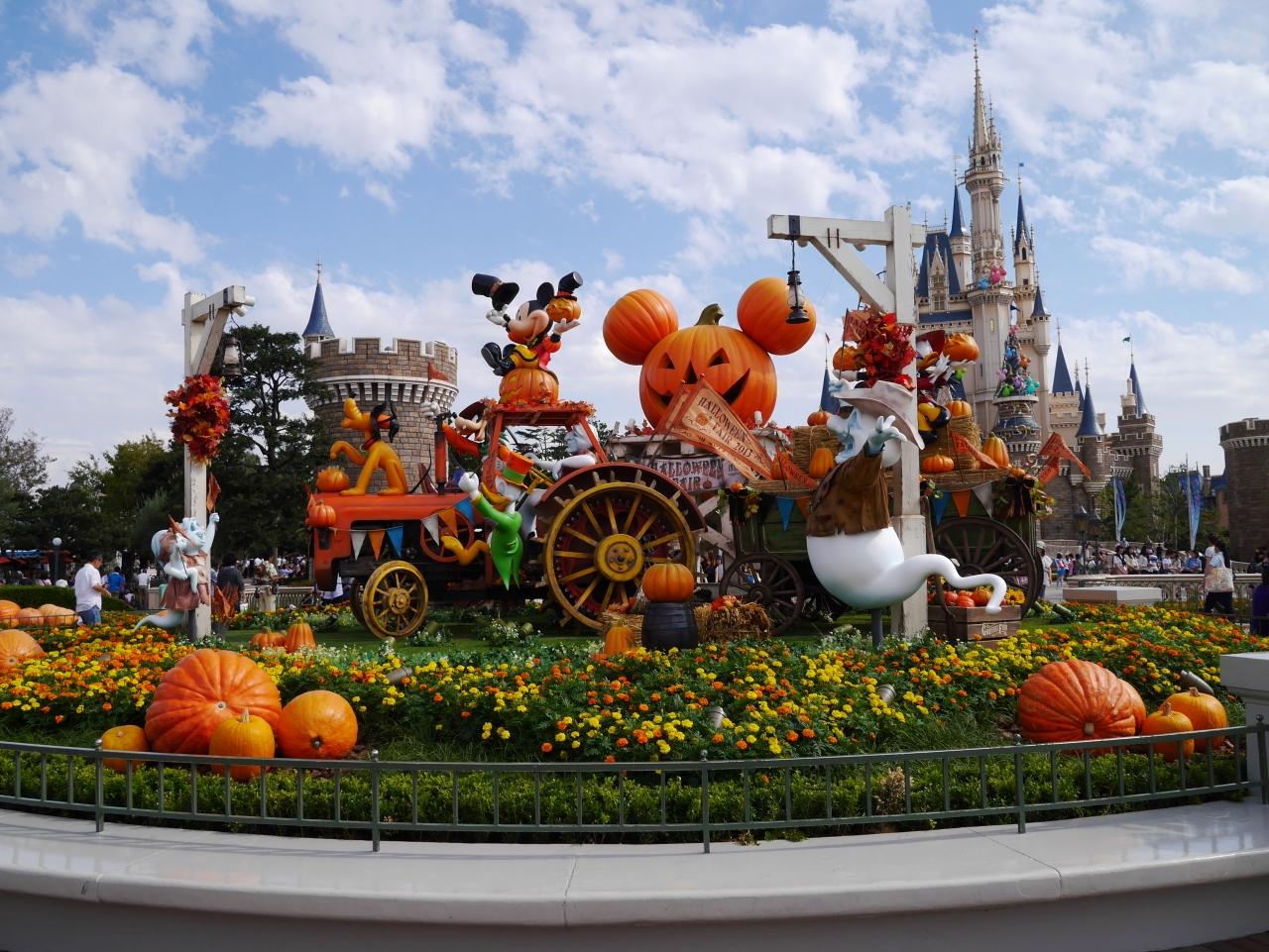 tdr30周年 ディズニーハロウィーン パレード』千葉県の旅行記